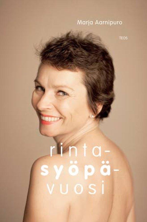 Marja Aarnipuro on tallentanut kokemuksensa kirjoihin Rintasyöpävuosi ja Rintasyövän jälkeen antaakseen toivoa ja tukea kanssasisarilleen.
