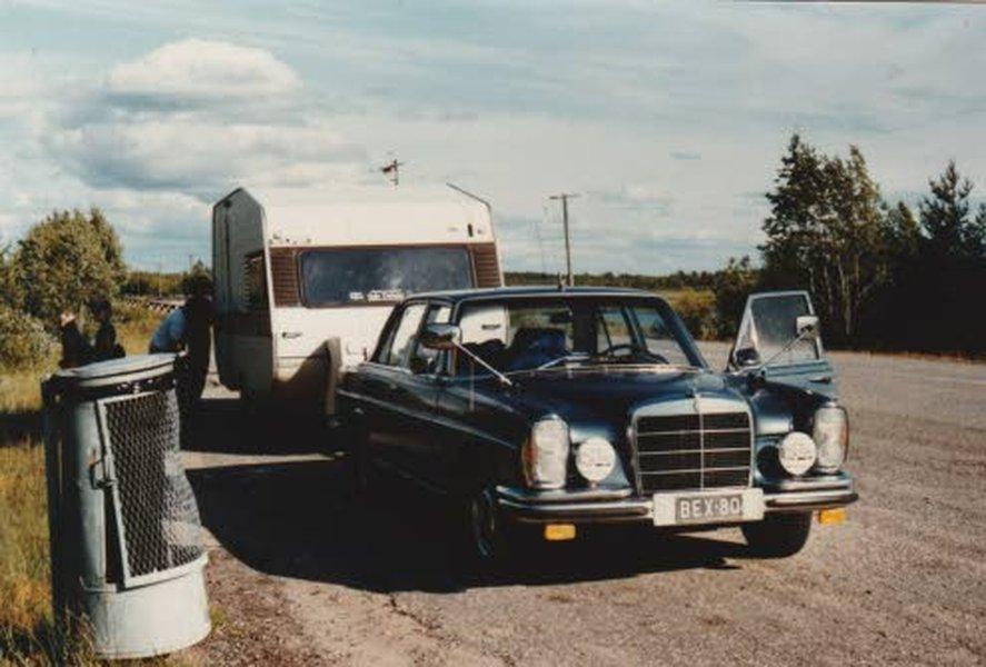 Kullervo Riekin omistuksessa oli vuosina 1982–85 vm 62 MB 600 lyhyempi versio (ei limous) varustettuna MB 200 D moottorilla.