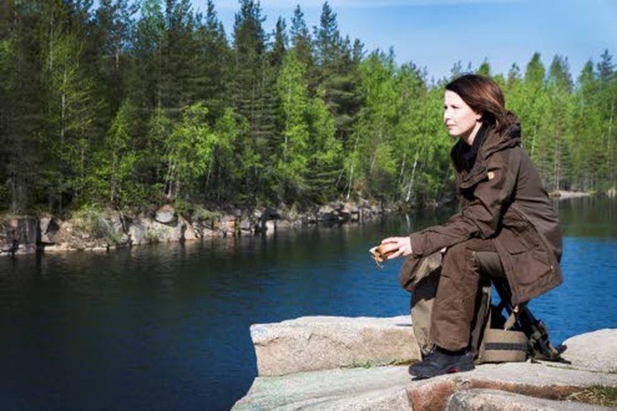 Hilkka Hirven metsästysseurassa, Nivalan eränkävijöissä on jäseniä reilut 200. Naismetsästäjiä heistä noin 50, ja heidän määrä on vahvassa kasvussa.