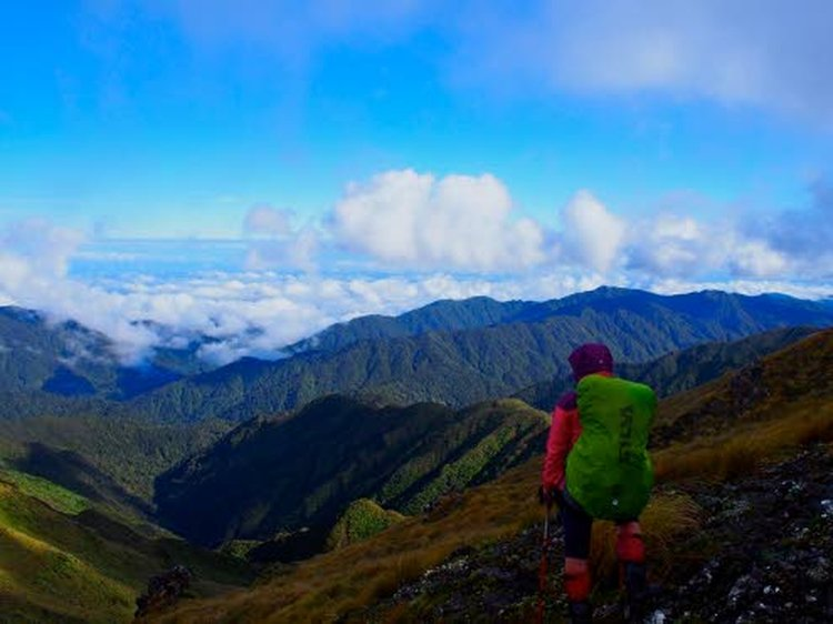 3000 kilometrin mittaisen vaellusmatkansa aikana Uuden-Seelannin halki Suvi Ahonen kohtasi monenlaisia maastoja, maisemia ja sääolosuhteita. Ja selvisi voittajana!