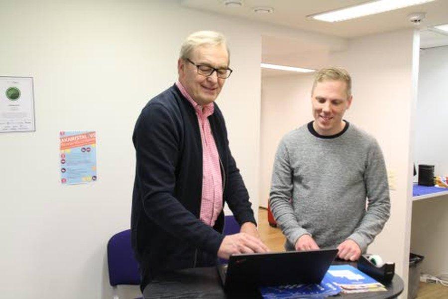 Led Experts Finland Oy on toteuttanut esimerkiksi Riihimäellä sijaitsevan Supermarket Keskuskadun led-valaistuksen.