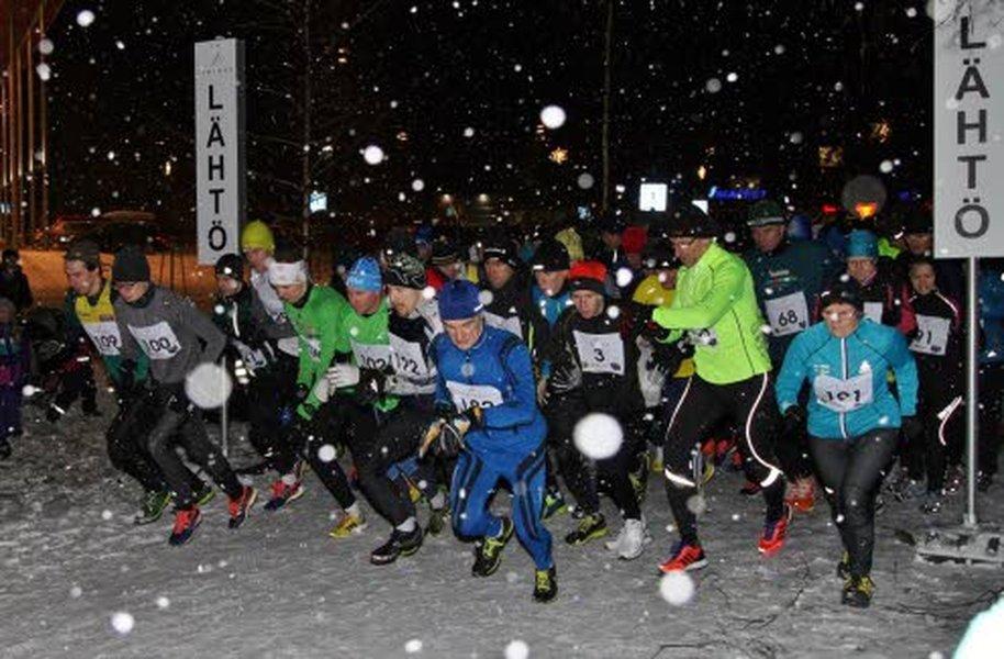 Viime vuonna Limingan uudenvuodenjuoksu keräsi kolmisensataa juoksijaa. Tänä juhlavuonna odotetaan määrän ylittyvän.
