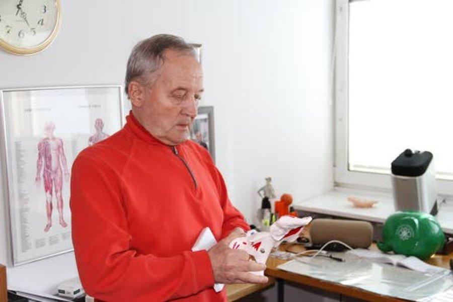 Mestariparantaja Hannes Karppinen täyttää 80 vuotta syyskuussa 2018. Hän muistuttaa, että liike pitää luuston lujana, nivelet joustavina ja elimistön kaikin puolin vetreänä sekä helpottaa painonhallinnassa. Myös levätä pitää: nukkua hyvin, rentoutua ja luovasti laiskotella.