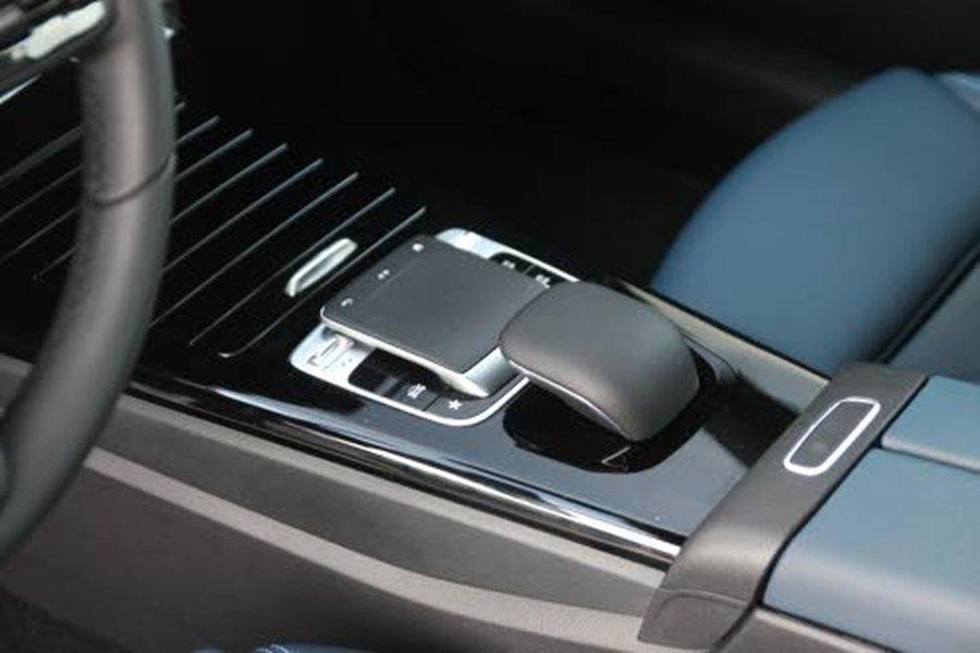 Mercedes-Benz A 180 Stylen kokonaispituus on kasvanut kaikkiaan 120 mm.
