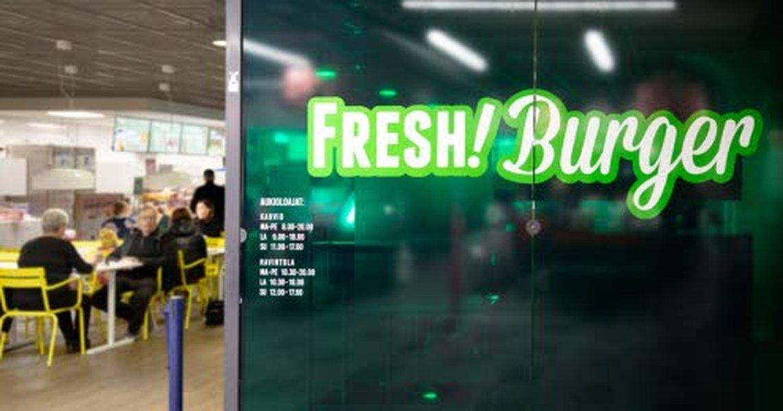 Ravintolapäällikkönä toimii Piia Ruuska. Yhteensä Ylivieskan Kärkkäisen Fresh!Burgerissa on henkilökuntaa reilut parikymmentä.