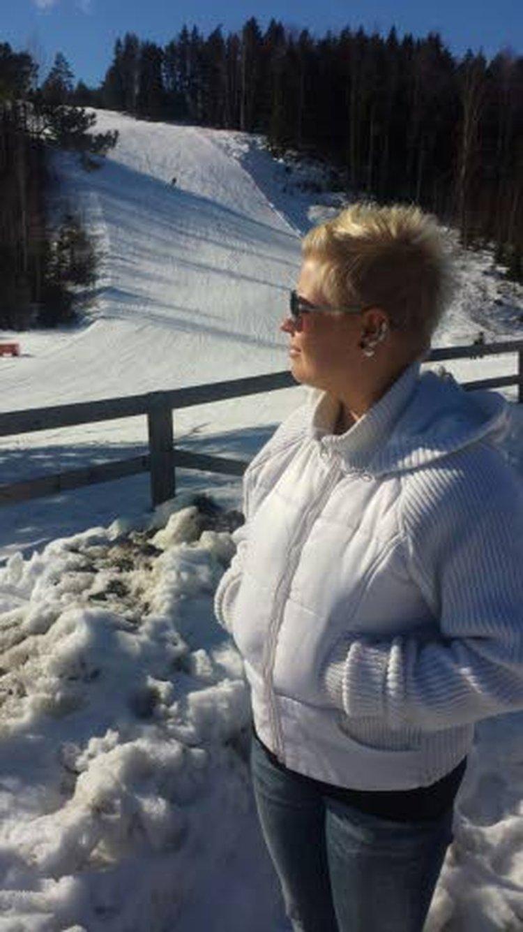 Maria Kartano on saanut suuren avun rautatipoista, joilla hän sai nostettua varastorauta-arvonsa.