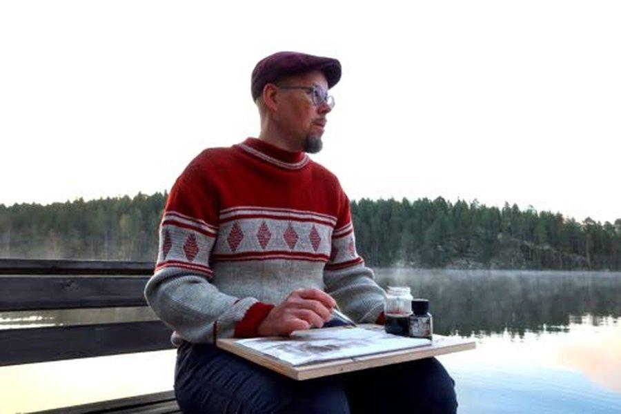 Kokkolassa syntyneen, nykyään Sipoossa asuvan kuvataiteilija Tero Annanollin mielestä tarinat, jotka linkittyvät historiaan ja kotiseutuun kannattelevat kaikenikäisiä. Hänen mielestään lasten olisi hyvä oppia Suomen maakuntalaulut.