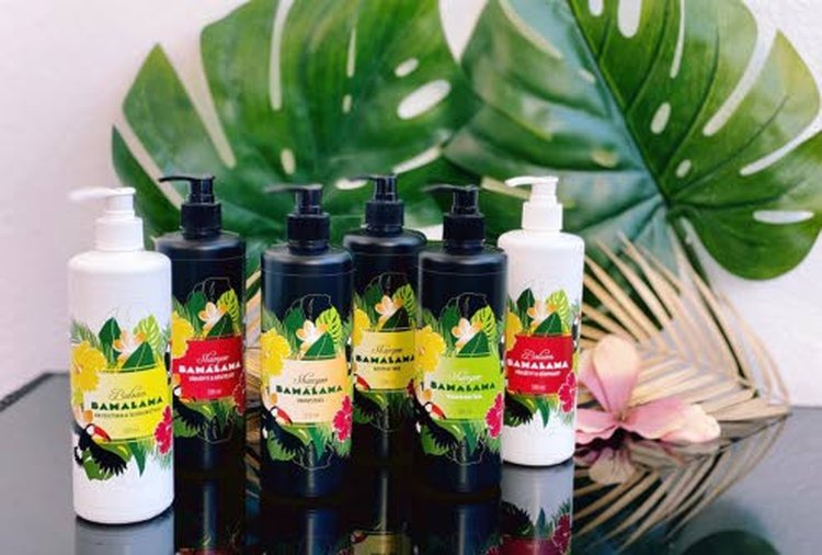Kaikissa BamaLama-shampoissa ja hoitoaineissa on tehoaineena acai-marjauutetta.