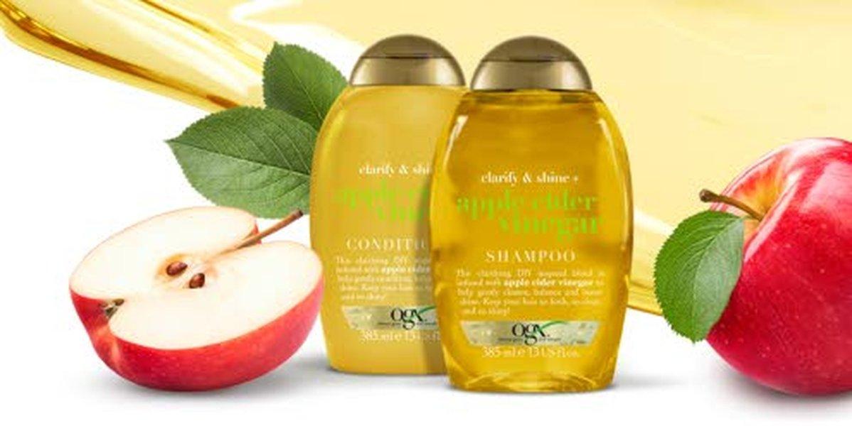 Omenaviinietikalla on lukuisia terveysetuja. Yksi se ominaisuus on bakteeriperäisten tulehdusten hillitseminen. Omenaviinietikkaa sisältävä shampoo helpottaa hiuspohjassa mahdollisesti olevaa tulehdusta, joka monesti kutisee ja kirvelee.